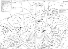 Weather Sa Synoptic Chart Overview For The Week And 5 Day Outlook To Wednesday 21