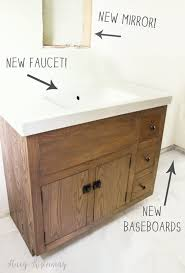 diy bathroom vanity. diy-bathroom-vanity diy bathroom vanity