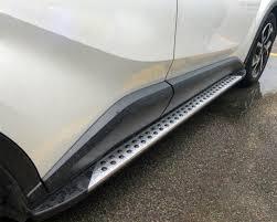 <b>Боковые Подножки</b> Оригинал <b>V3</b> (2 Шт, Алюм.) Toyota C-HR ...