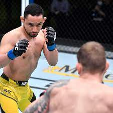UFC flyweight Juancamilo Ronderos receives one-month USADA suspension for  cocaine - MMA Fighting