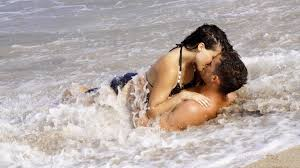 Lovely Couple In Bed Lying In Bedroom Love Couple Wallpaper Beach Pictures Ideas Of Couple Romantic
