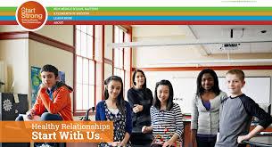 Healthy teen relationships national program