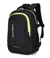 Black Designer Backpack Nylon Black Backpack Waterproof Mens Laptop Backpack Mochila High Quality Designer Backpacks Male Escolar