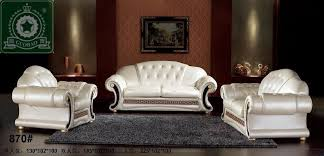 Buy High Quality Living Room Furniture European Modern Leather