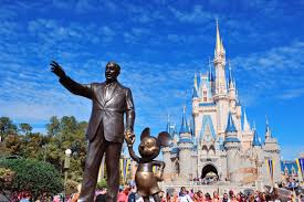 to enlarge look up there said walt to mickey someday the sky will