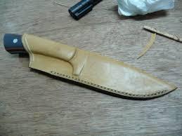 Leather Knife Sheath Patterns
