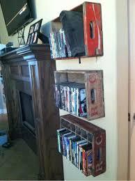 cool dvd wall shelves ideas