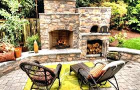 backyard fireplace ideas outdoor patio and backyard medium size outdoor patio stone fireplace backyard ideas on backyard fireplace