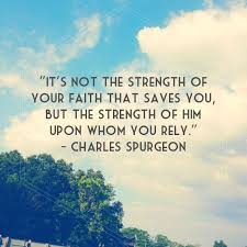 Spurgeon Quotes Inspiration Charles Spurgeon Quote 48 Charles Spurgeon Quotes On PictureQuotes