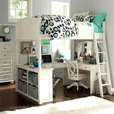 bunk beds desk loft with for girls home decor and sofa underneath