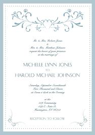 Formal Wedding Invitation Wording Iloveprojection Com