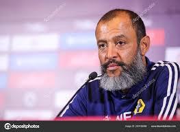 Head Coach Nuno Espirito Santo Wolverhampton Wanderers English League  Champions – Stock Editorial Photo © ChinaImages #287438468