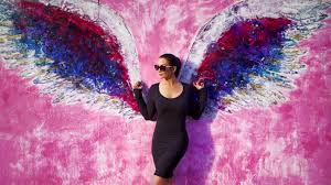 discover the global angel wings project in los angeles on wall art stores los angeles with discover the global angel wings project in los angeles discover