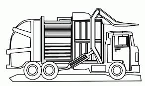 Small Picture Garbage Truck Coloring Page Ipad Coloring Garbage Truck Coloring