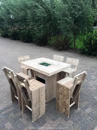 pallet patio furniture. Pallet Patio Furniture Set