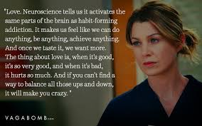 Grey's Anatomy Love Quotes New 48 Meredith Grey Quotes That Are Way Too Relatable For Most Of Us
