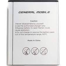General Mobile GM 6 Batarya Fiyatı - Taksit Seçenekleri