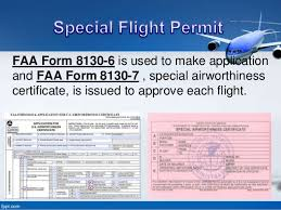 faa form 8130 7 practical test standards simple version for ppl