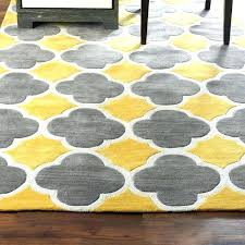 mustard and grey rug yellow area chevron