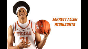 Jarrett Allen Highlights - YouTube