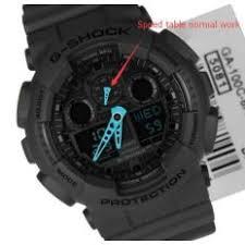 casio g shock ga 100 for ioffer casio ga 100 men x27 s sports timing watches g shock watch