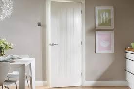 internal white primed doors