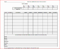 Work Time Card Calculator Free Time Card Calculator Latter Example Template