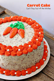 Carrot Cake Cant Stay Out Of The Kitchen