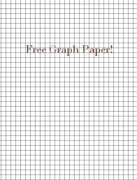 Free Graph Paper Print Graph Grid Paper Oaklandgaragedoors Co