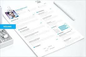 Free Creative Resume Template Download Design Web Microsoft Word