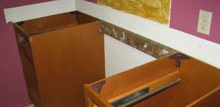 how to install a granite tile countertop today s homeowner simpleminimalist attach laminate base cabinets original