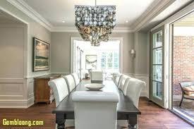 swarovski crystal dining room chandelier rectangular contemporary for dinin amusing lighting linear over table