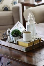 From completing a look, to storage and display they may be essential in a space. Ten Tips On Decorating Your Coffee Table Through My Front Porch