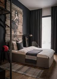 Bedroom: Bachelor Pad Bedroom Design - Bachelor Pads