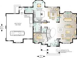House Plan Canadian House Floor Plan Interesting Modern Home