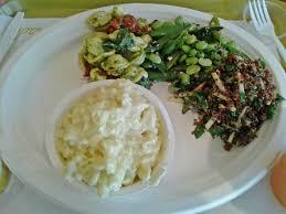 salads white truffle mac cheese