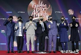 Netizens talk about BTS' visuals and outfits on the red carpet of the 35th Golden  Disc Awards – Knetizen