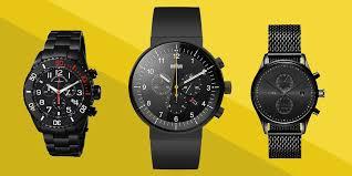 best black watches for men askmen