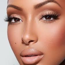 makeup black women