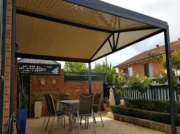 gable patio with c dek roofing by great aussie patios perth