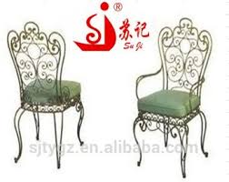 wrought iron furniture indoor. Perfect Iron Classical Indoor Wrought Iron Chairs Included Cushion Intended Wrought Iron Furniture Indoor U
