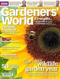 gardeners world magazine subscription