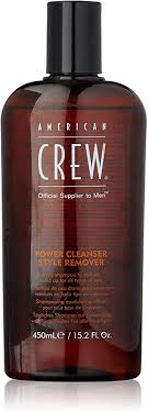 <b>AMERICAN CREW Power Cleanser</b> Shampoo 250 ml: Amazon.co ...