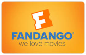 fandango we love s gift card