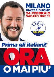 Risultati immagini per PERCHE NON OSPITATE QUALCHE POVERO ITALIANO, CARI SALVINI E MELONI