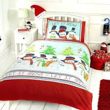 kids duvet covers snowman friends duvet cover cot bed single double size starting at a