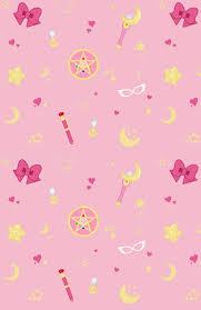 Sailor Moon Pattern Wallpapers - Top ...