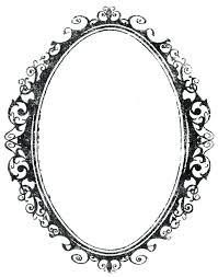 antique oval frame ornate. Plain Antique 1927x2455 Antique Oval Frame Clipart Black Ornate Picture Frames Large On T