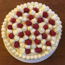 Recipe Lemon Raspberry Cake With Mascarpone Buttercream Frosting