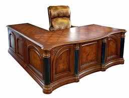 solid wood home office desks inexpensive desk chairs cherry executive office traditional solid